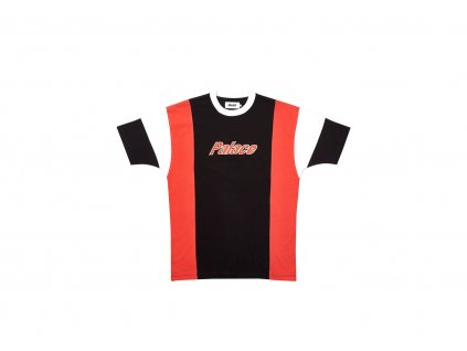 Palace 2019 Autumn T Shirt duo panel red2129 640x@2x