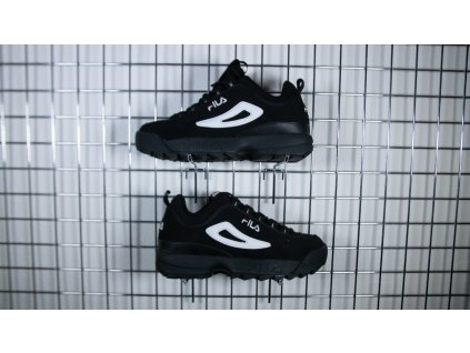 fila kicks black