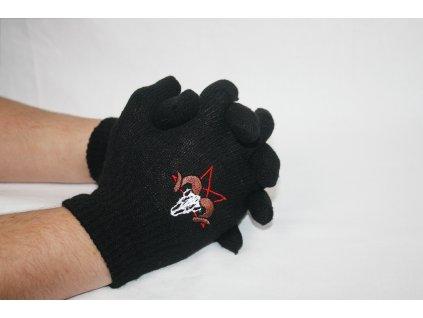 BAPHOMET rukavice 1