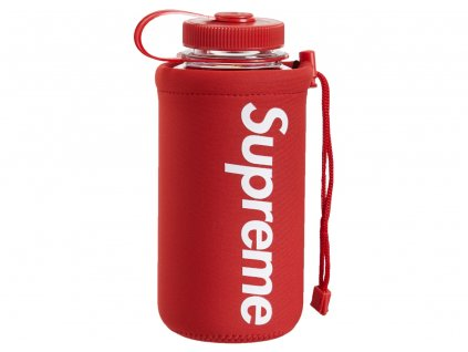 Supreme Nalgene 32 oz Bottle Red