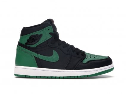 3719 air jordan retro 1 high pine green