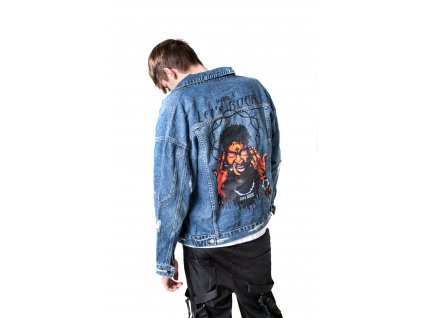 21 SAVAGE CUSTOM DENIM BUNDA