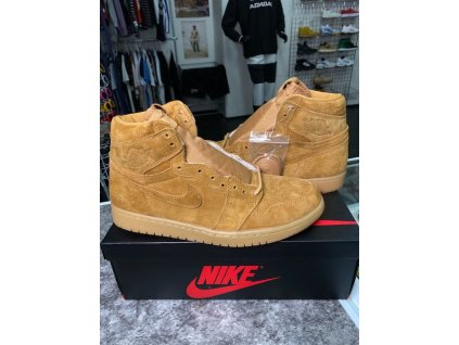 Jordan 1 Retro High - Wheat
