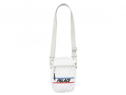 Palace Dimension Shot Bag White