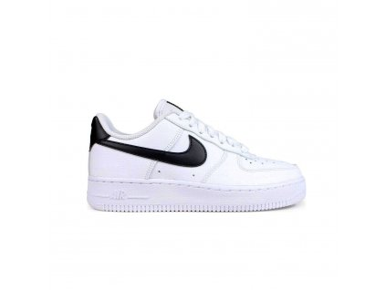Nike 'Air Force 1' GS - bílá/černá