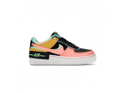 Nike Air Force 1 Shadow Solar Flare Atomic Pink