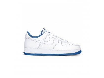 Nike 'Air Force 1' Modré Šití
