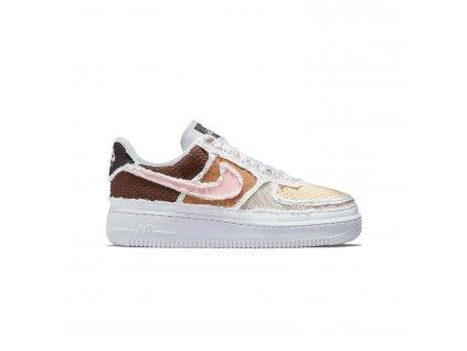 Nike Air Force 1 Low Reveal Fauna Brown Vanilla 2