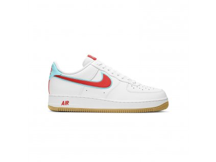 Nike Air Force 1 Low White Chile Red Glacier Ice