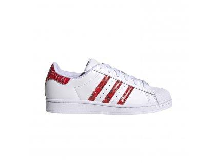 Adidas Superstar Bandana Red