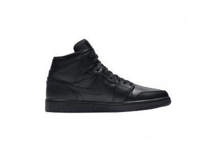 Air Jordan 1 Mid Black