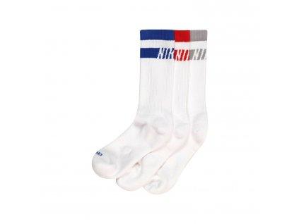 Nike Ponožky Everyday Bílá