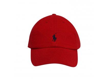 Ralph Lauren Cap Červená