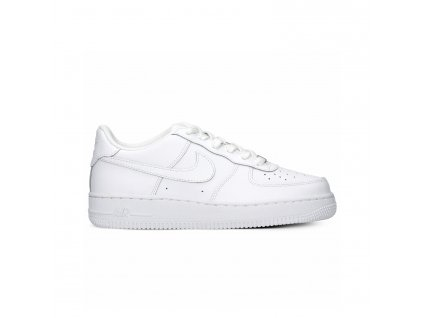 Nike Air Force 1 Low LE Triple White GS