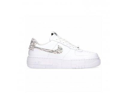 Nike Air Force 1 Low Pixel SE White Zebra