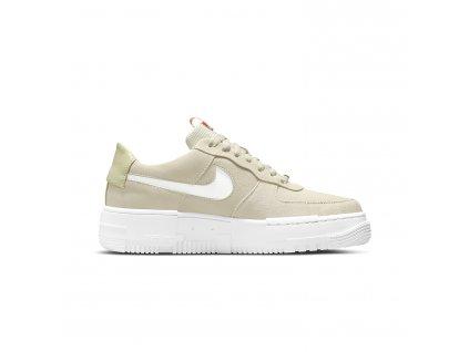 Nike Air Force 1 Pixel Olive Aura