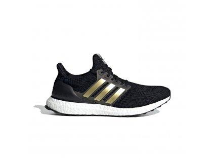 Adidas Ultra Boost 4.0 DNA Black Metallic Gold