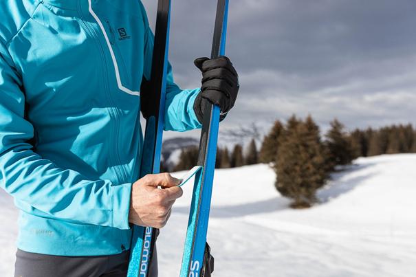 Krátkodobé zapůjčení lyžařského vybavení