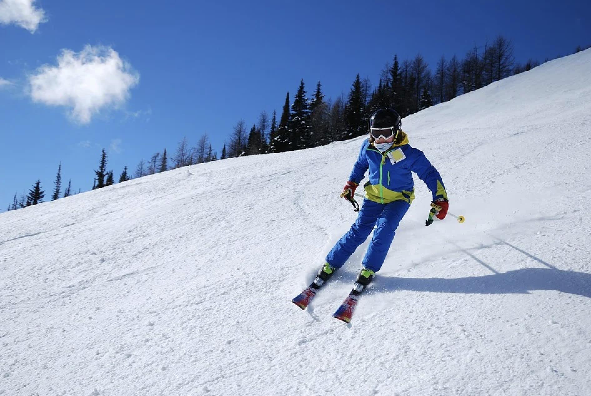 On-line celosezónní půjčovna lyží     -  skvělé lyže pro každé dítě
