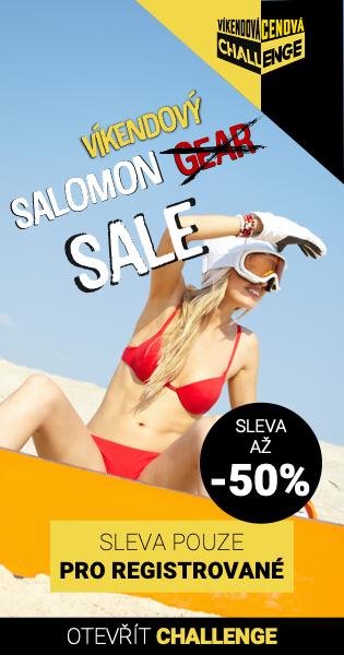 W30 letní výprodej Salomon