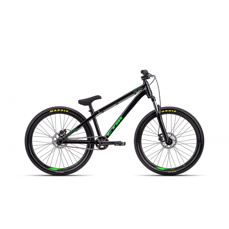 BMX a dirtová kola