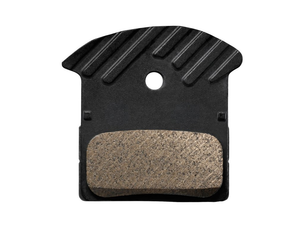 brzdové destičky Shimano XTR, XT, SLX J02A polymerové original balení