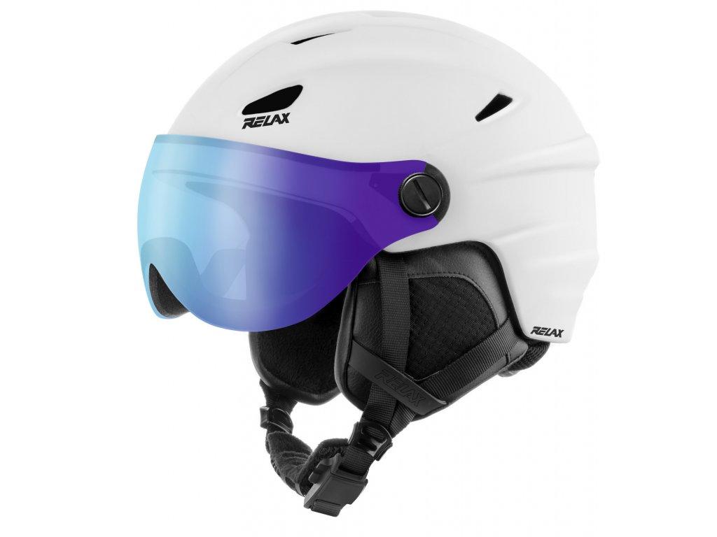 Lyžařská helma RELAX RH24B Stealth