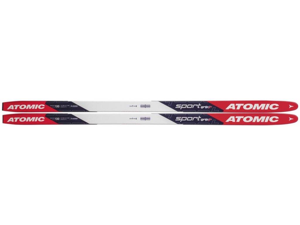 Atomic SPORT GRIP Junior 100 cm + UJ 16/17