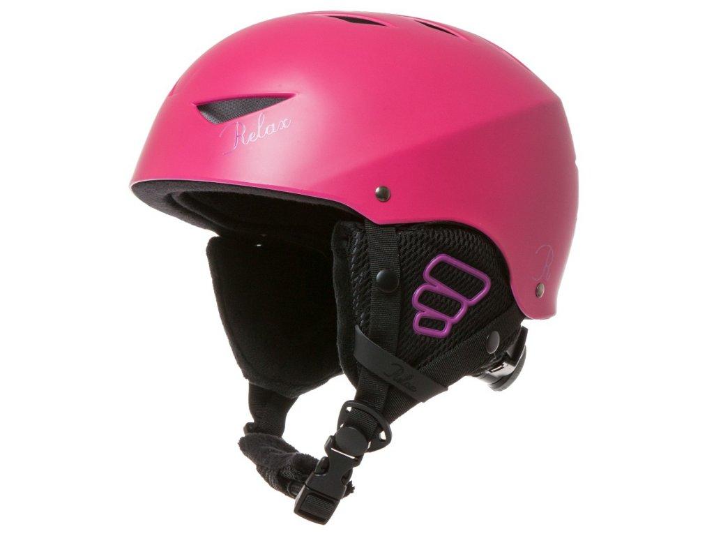 Lyžařská helma RELAX RH19F Sole