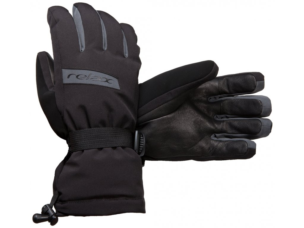 Pánské lyžařské rukavice Relax Coul RR09C