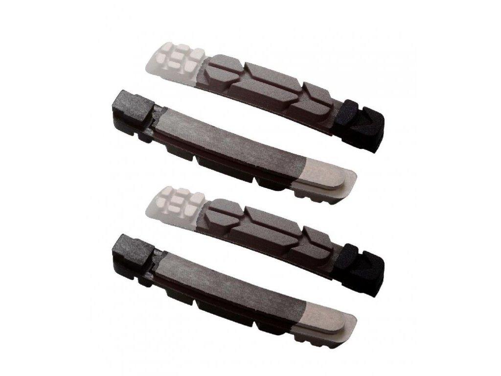 špalíky-gumičky BBB TriStop 3barvy