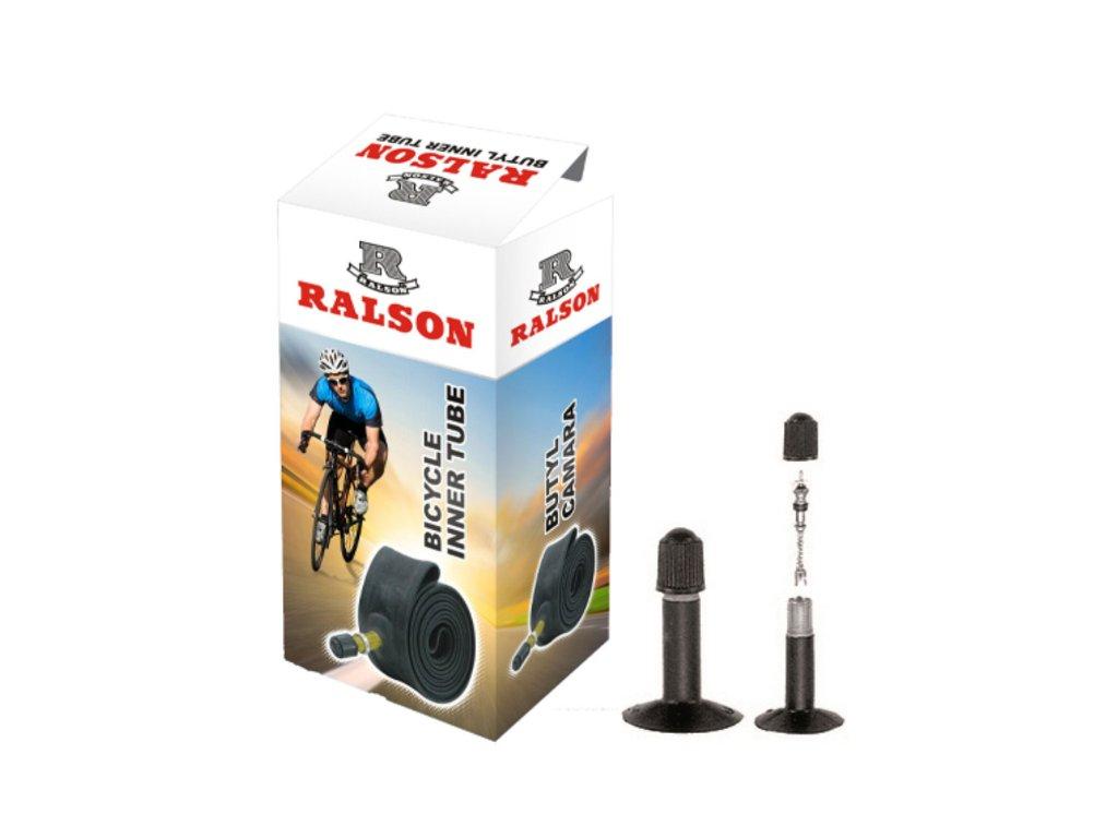 """Duše RALSON 12""""x1.5-2.125 (40/57-203) AV/31mm"""