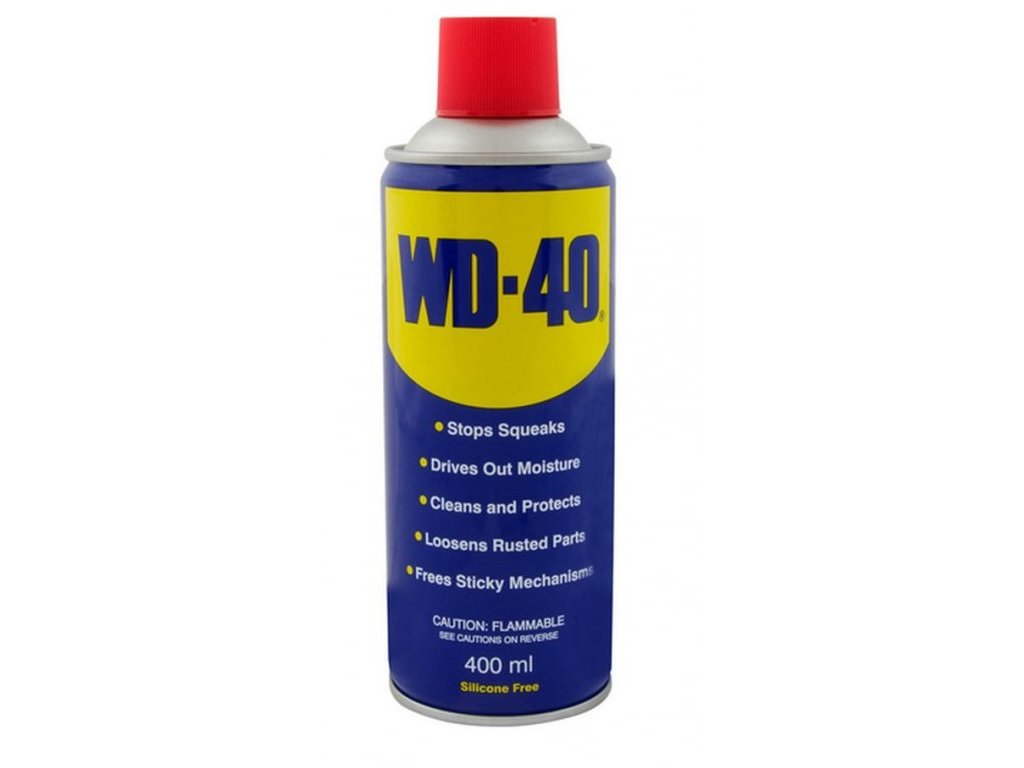 olej WD-40 spray 400ml