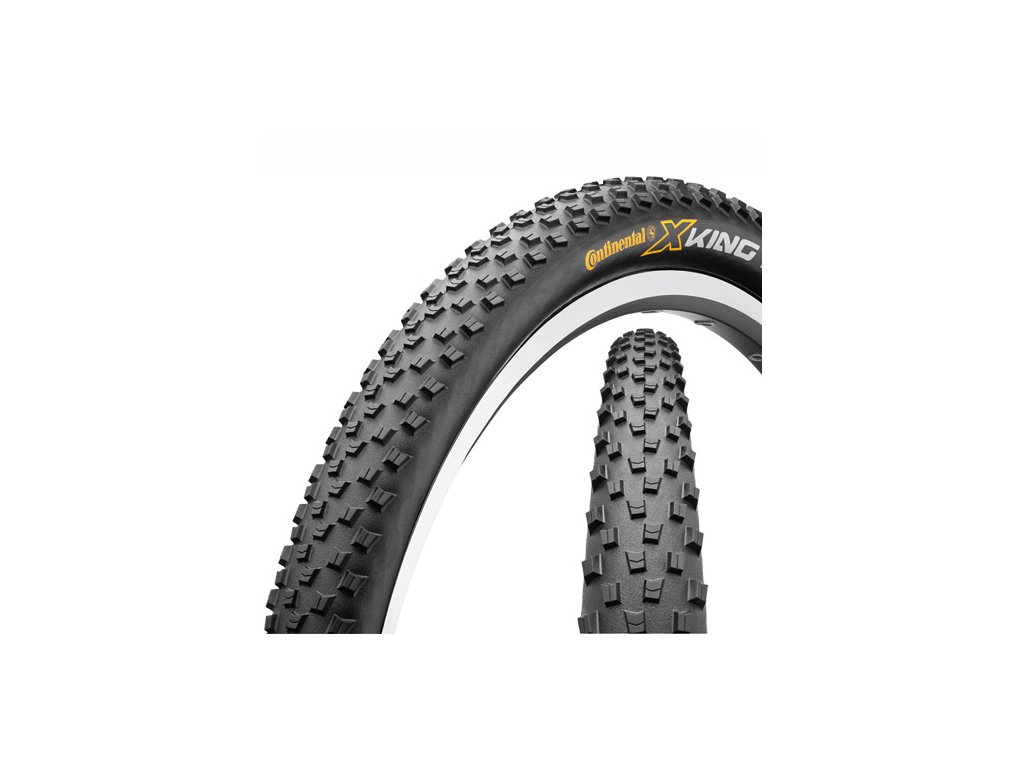 "Continental X-King Performance 27,5x2,20"" MTB plášť kevlar"