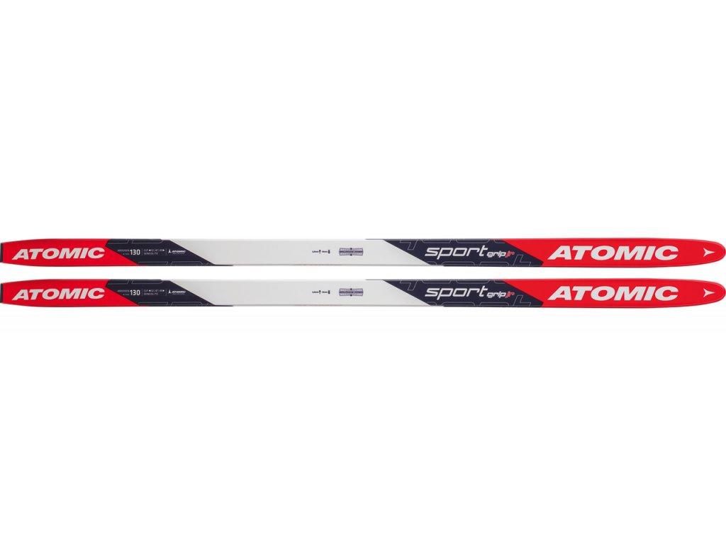 Atomic Sport Grip Jr. + Vázání SNS 15/16