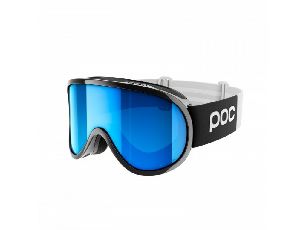 POC Retina Big Clarity comp black/blue 20/21