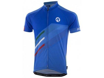 dres krátký pánský Rogelli TEAM 2.0 modrý