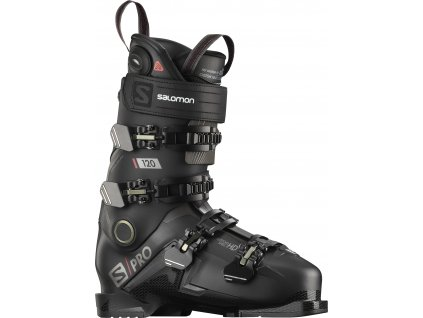 Salomon S/Pro 120 CHC Black/Belluga/Red 19/20