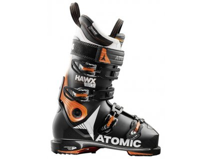 Atomic Hawx Ultra 110 Black/Orange 17/18
