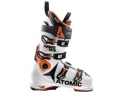 Atomic Hawx Ultra 130 White/Orange/Black 17/18