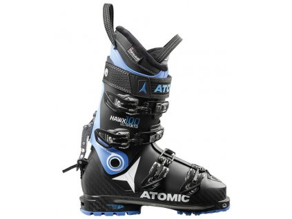 Atomic Hawx Ultra XTD 100 Black/Blue 17/18