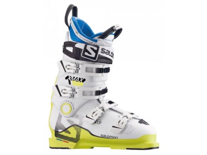 Salomon X Max 120 White/Acide Gre/Bk 16/17