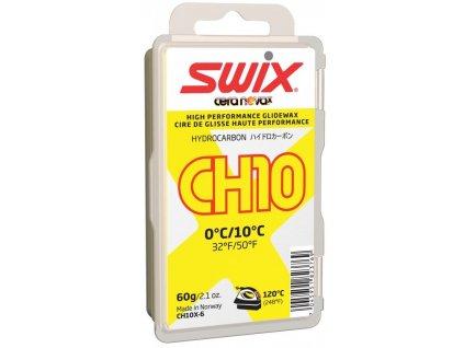 Skluzný vosk Swix CH10