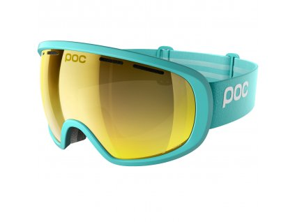 POC Fovea Clarity Tin Blue/Spektris Gold