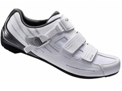 boty Shimano RP3 bílé