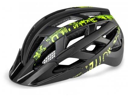 Cyklistická helma R2 Lumen ATH18D