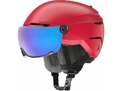 Atomic Savor Visor Stereo Red 20/21