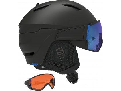 Salomon Driver CA 20/21 Black/Solar Blue