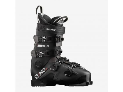 Salomon S/Pro HV 100 20/21 Black/Belluga/Red