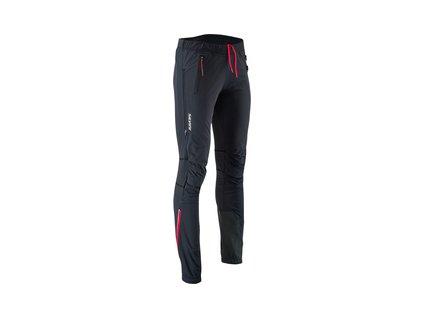 dámské skialp kalhoty Soracte black-red